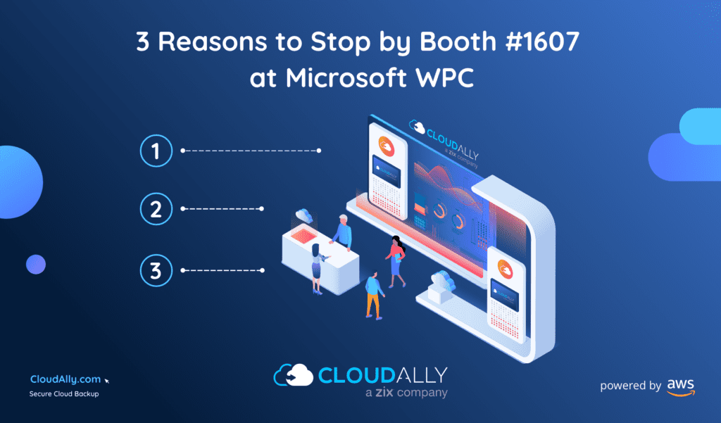 Microsoft WPC-cloudally-cloud-backup