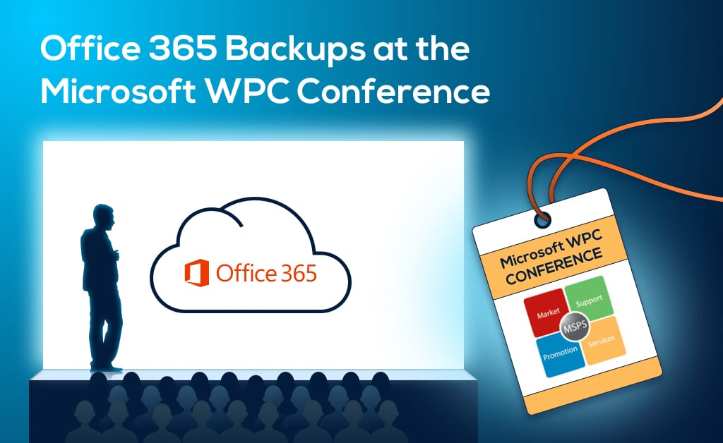 MSPs Activate Office 365 Backups