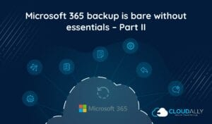 Office 365 file backup