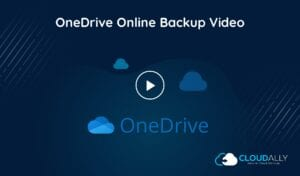 OneDrive Backup Video Demo