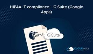 HIPAA IT Compliance