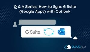 G suite sync for outlook