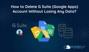 Delete G Suite Account
