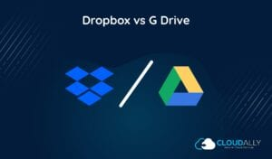 Dropbox vs G Drive