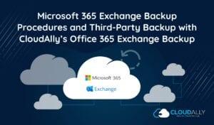 O365 Exchange Backup