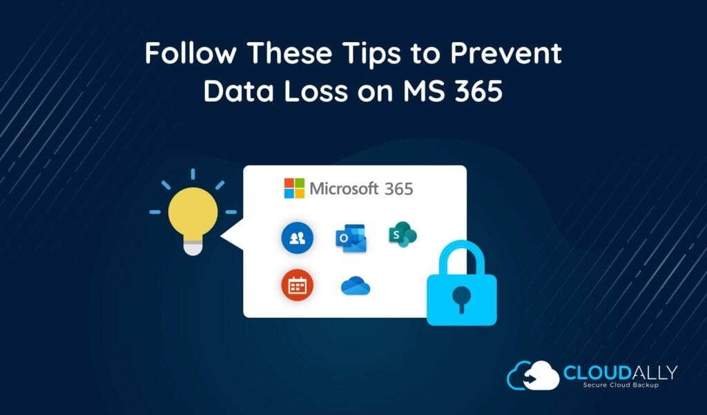 Tips to Prevent Data Loss