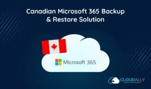 Canadian Office 365 Backup