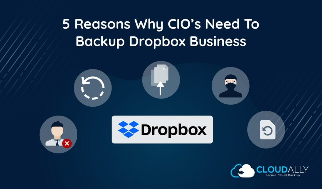 How to backup Dropbox