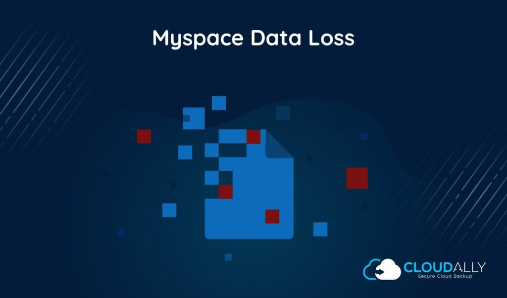 Loss of cloud data