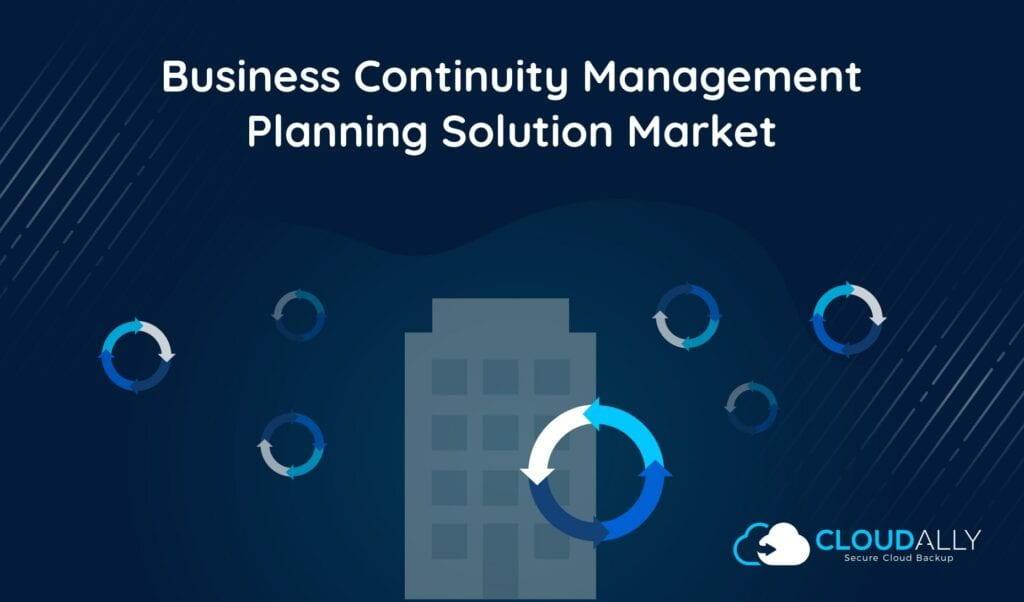 Business Continuity using cloud backup