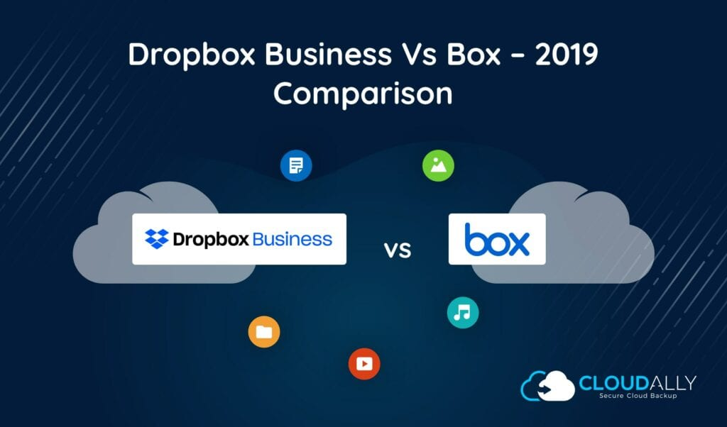 Dropbox.com for Business Vs Box.com - 2019 Comparison