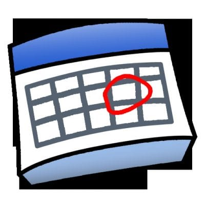 Restore Google Calendar Events