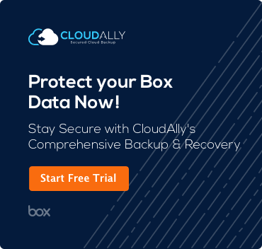 Protect your Box Data Now!