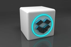 dropbox backup video