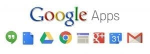 G Suite (Google Apps) for work and business backup
