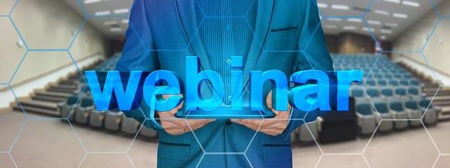 webinar it solution