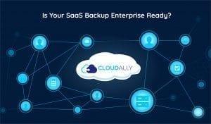 Enterprise SaaS Backup