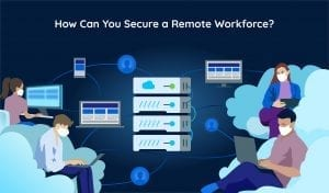 Remote Workforce Security in the Shadow of Coronavirus