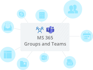 MS Groups and MS Teams Backup