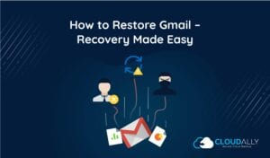 Restore Gmail: Gmail recovery