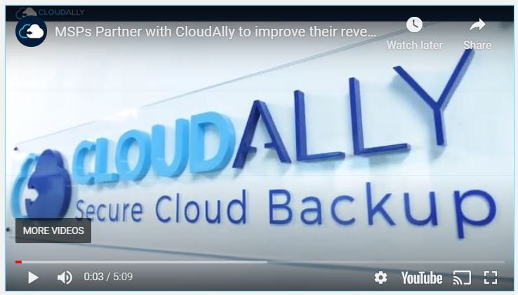 MSP Backup Cloud Solutions