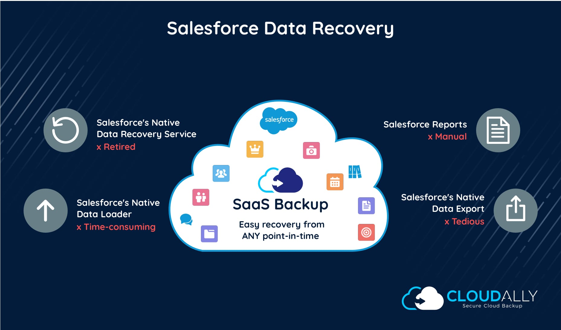 Salesforce Data Recovery