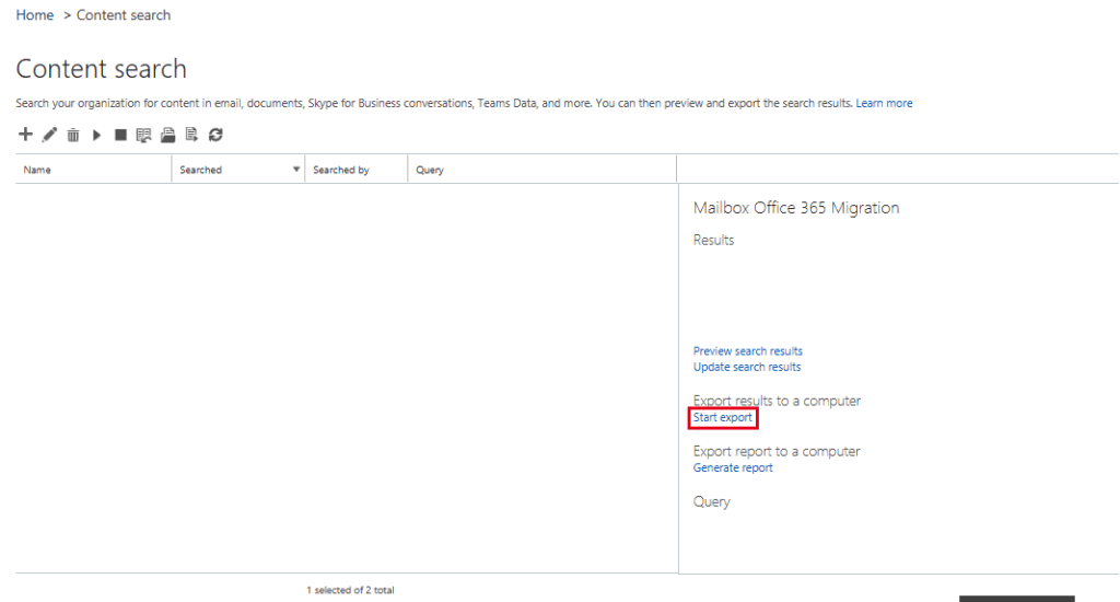 Native Archival Options For Microsoft Office 365 Email: eDiscovery