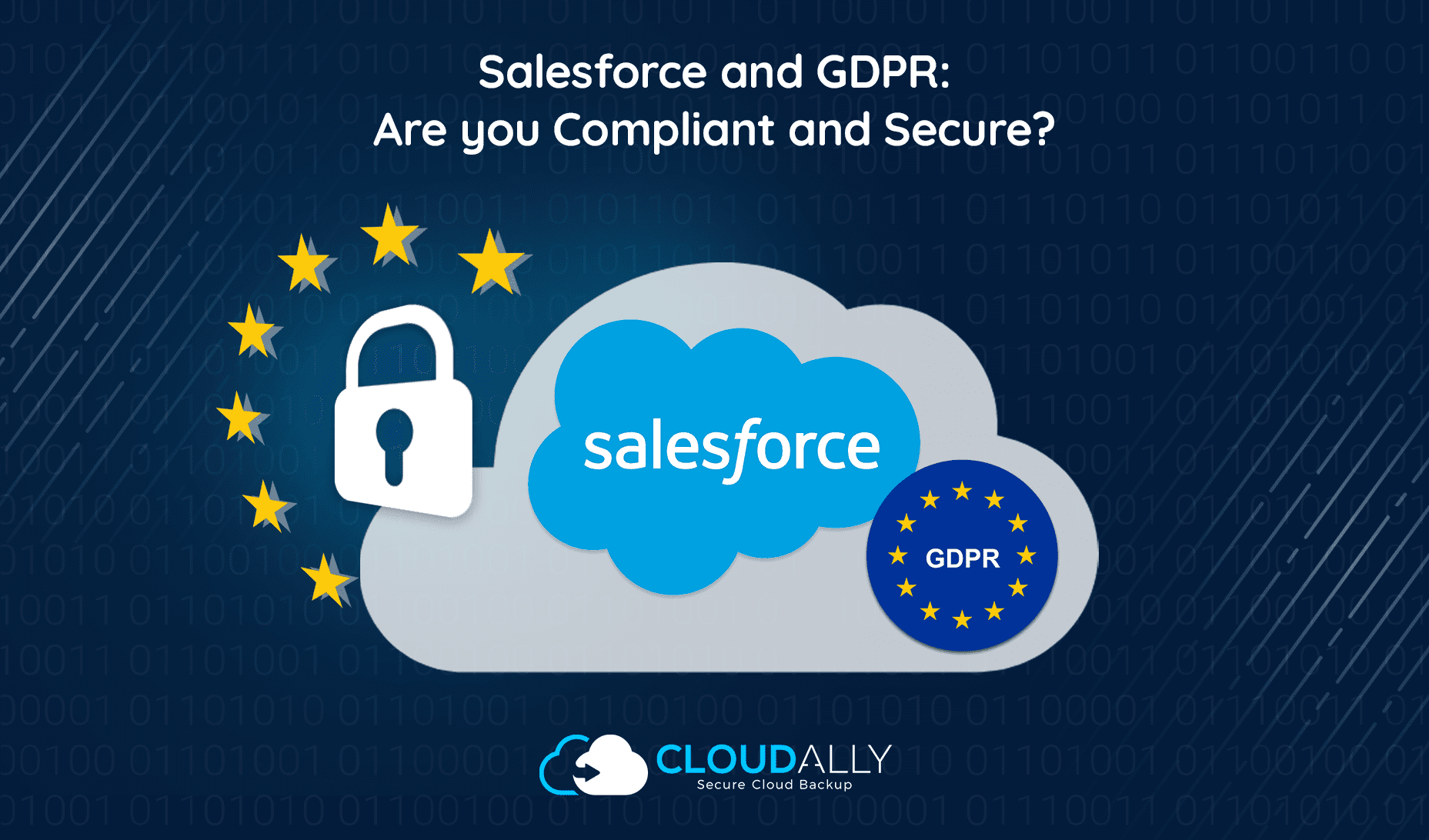 Secure Salesforce with GDPR compliance