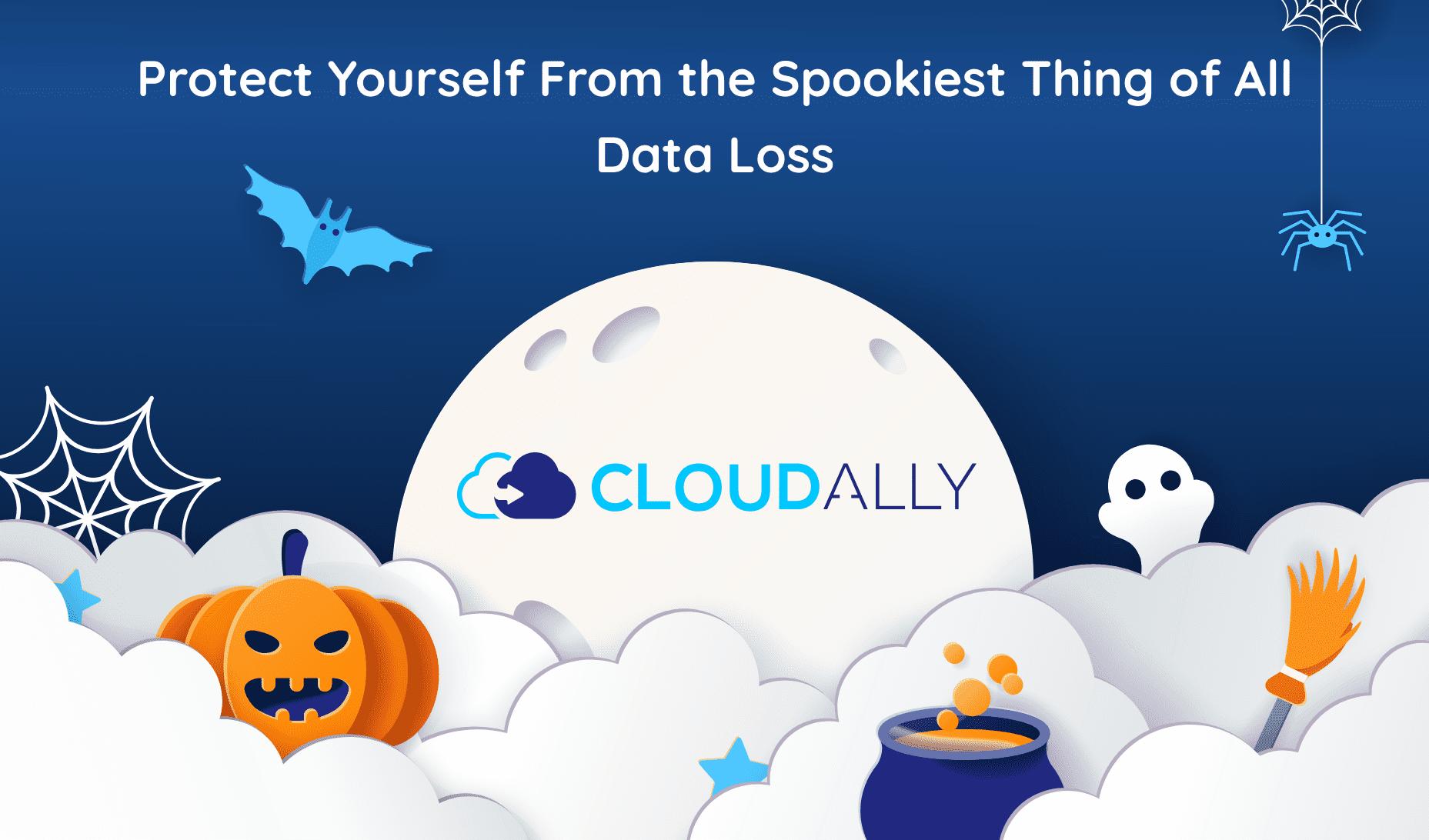 ghosts of halloween: data loss