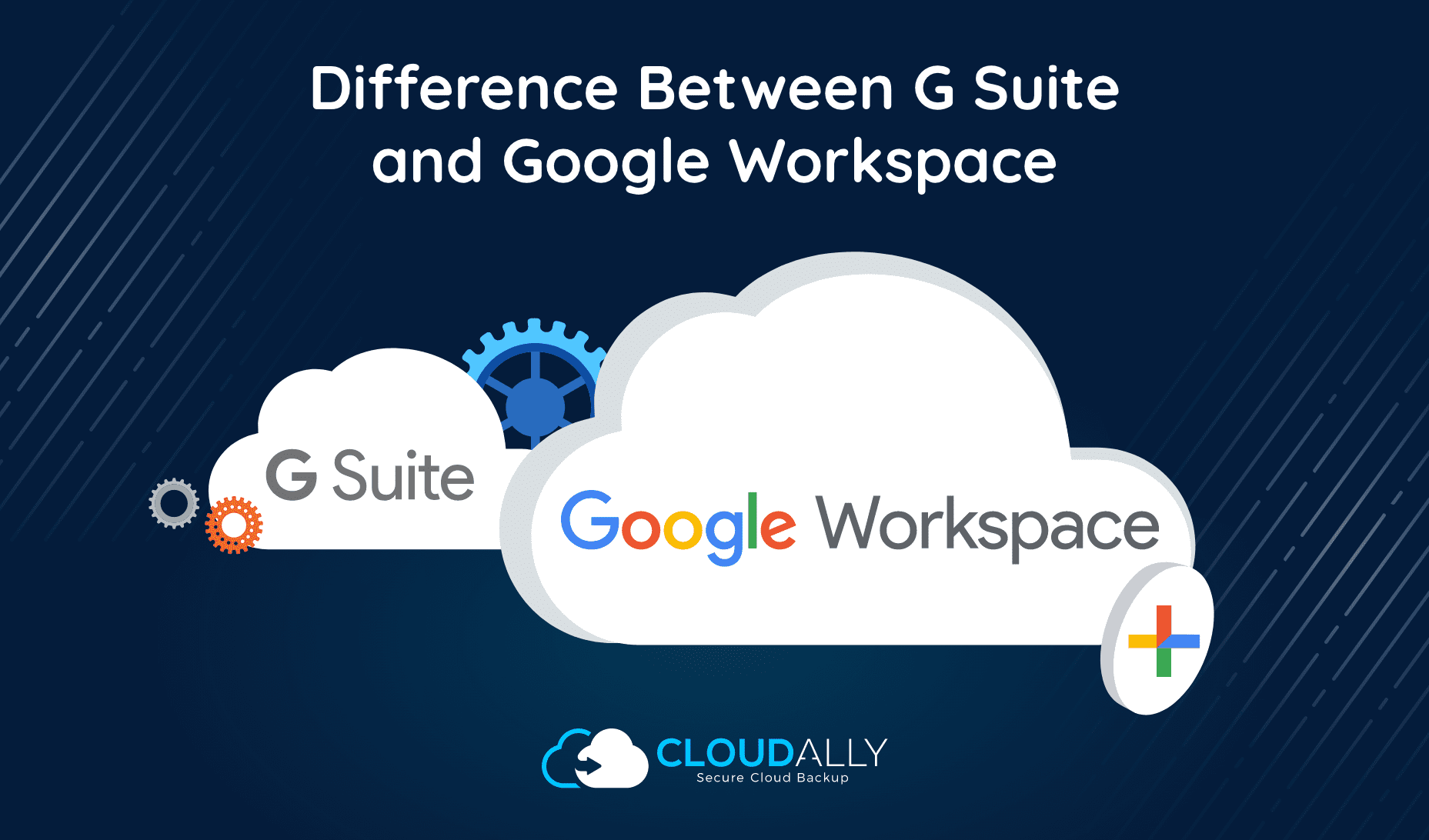 Renaming gsuite to google workspace. What's the difference between them