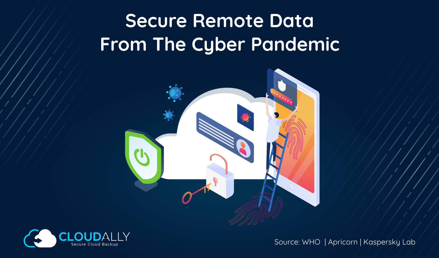 Remote Data Cyber Pandemic
