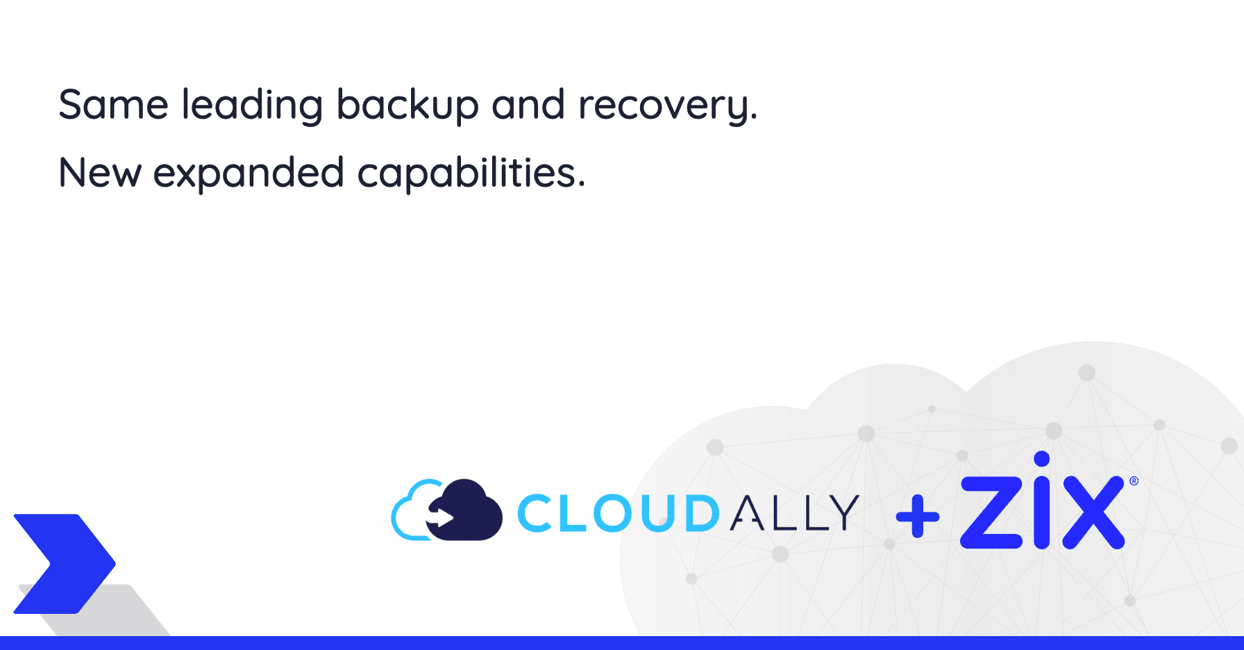 cloudally zix secure cloud