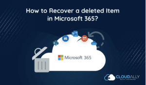 how to recover a deleted item in office 365