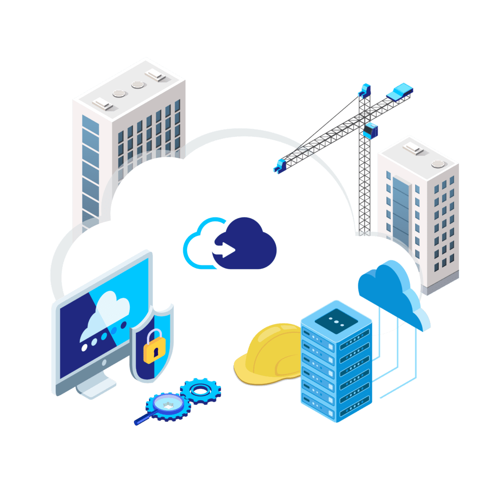 Data Backup & Recovery for Construction Companies