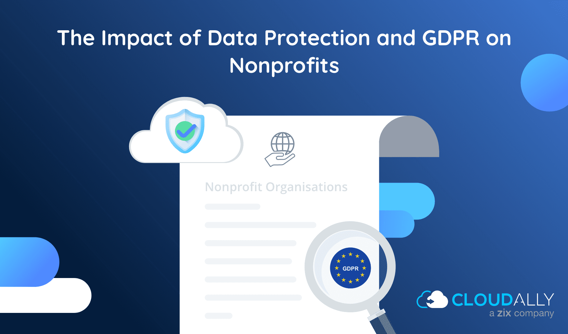 GDPR, Data Protection and Nonprofits