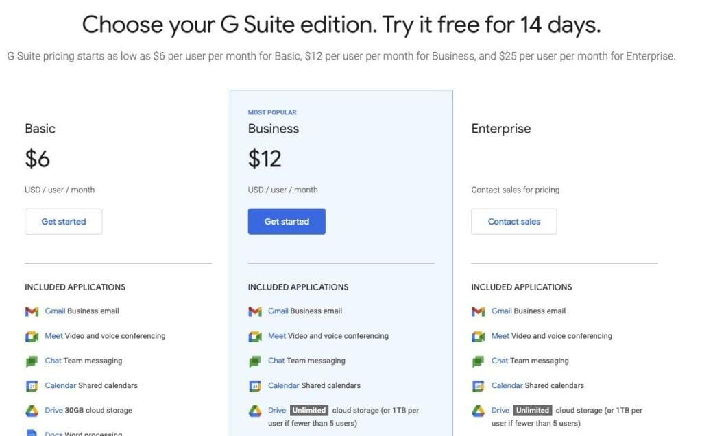 Google Vault G Suite