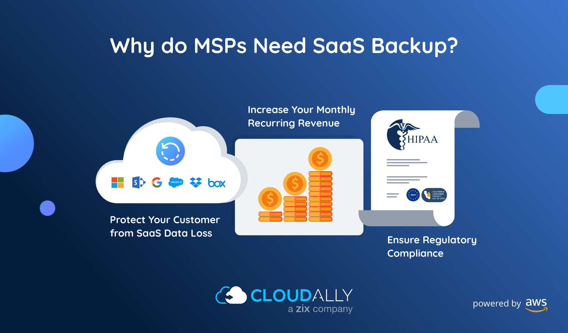 Why MSPs Need Backup